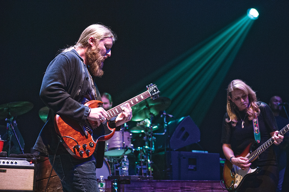 Derek Trucks Kids