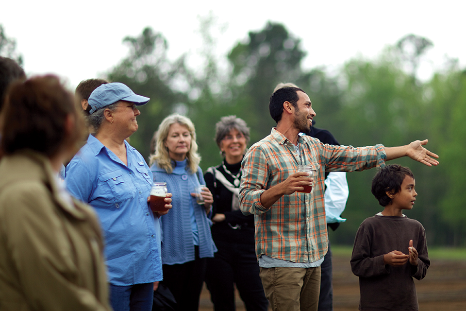 Learning about Swallowtail Farm; Photography by Noah Shitama