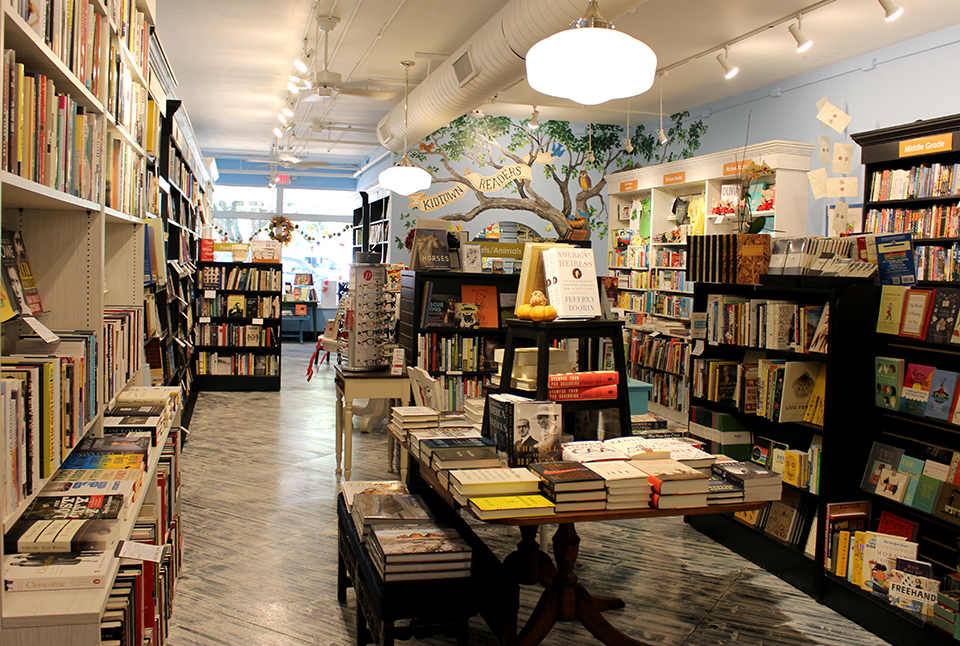 Tallahassee's coolest new bookshop; Photography by Midtown Reader