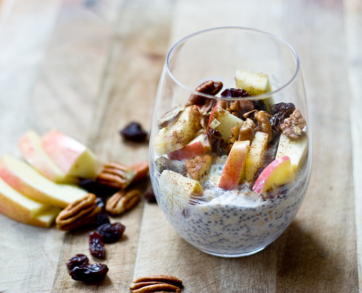 Harvest Oatmeal; Photography by Kristina LaRue