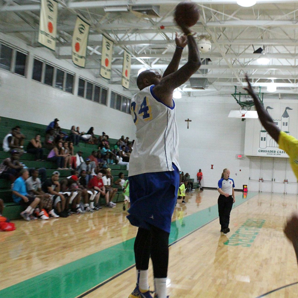 In game action from the Bay Area Showdown; Photography by Anthony Brown
