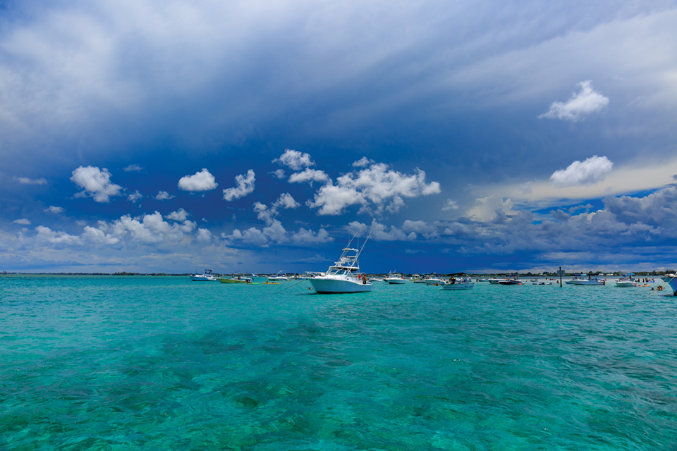 The Sebastian Inlet is a boaters' paradise.Photography by Ian Gronosky