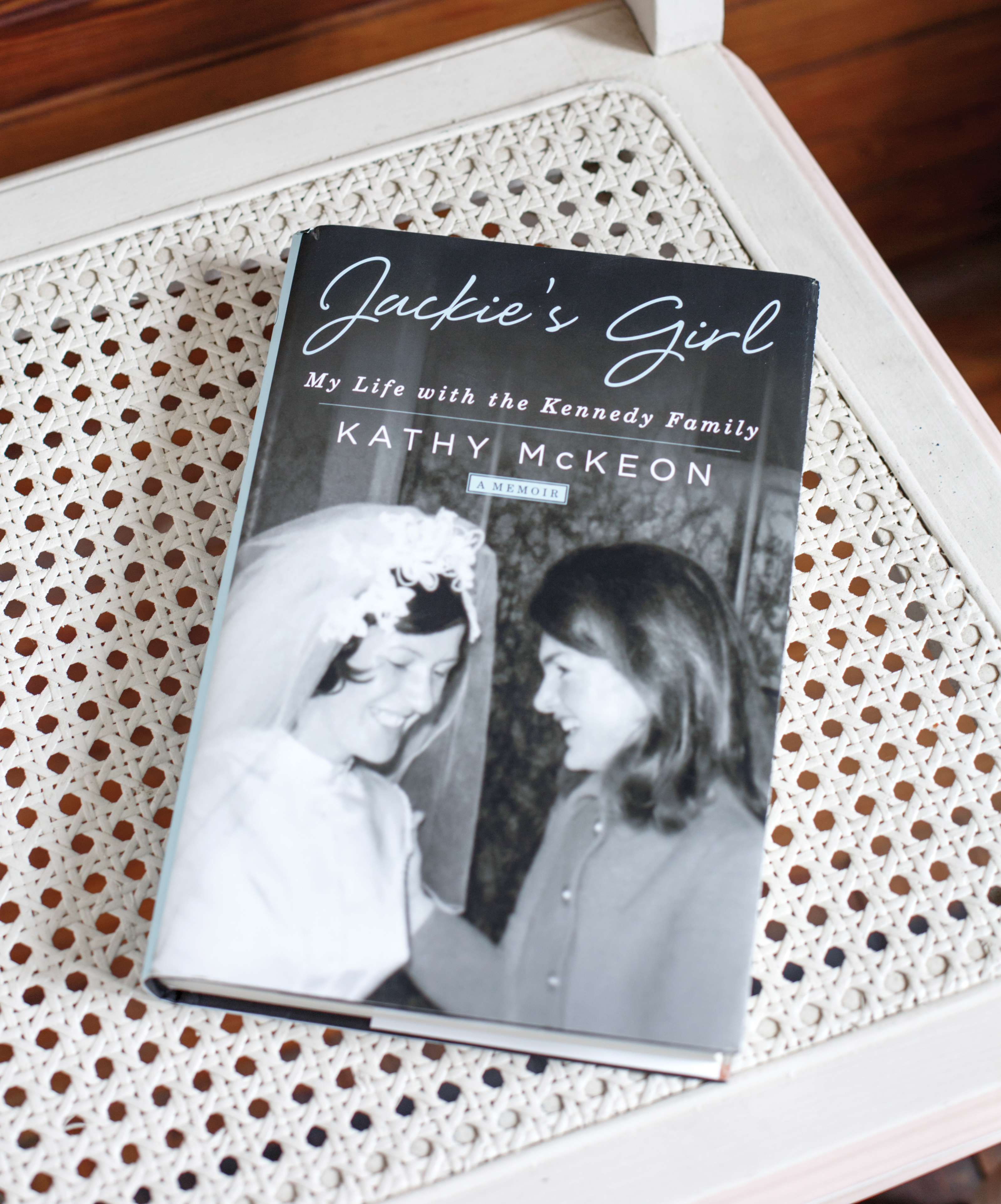 Kathy McKeon, a resident of Naples, is the author of this highly anticipated memoir; photo courtesy of Jessie Preza