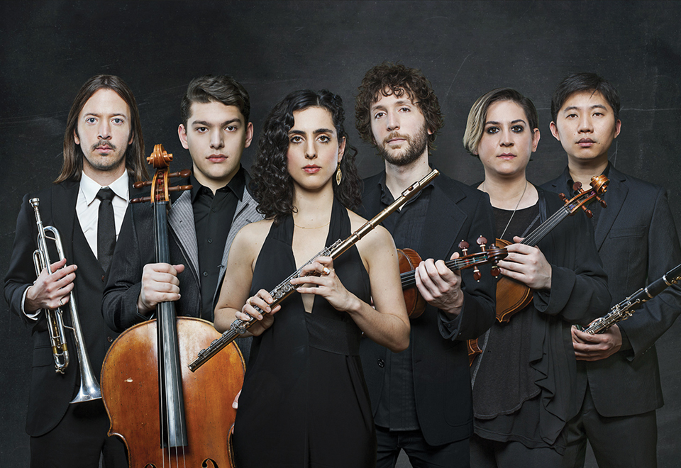 Featured ensemble yMusic at the Annual Sarasota Music Festival; photo courtesy of the Sarasota Orchestra