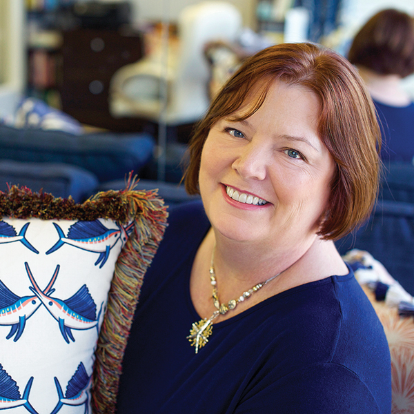Owner Kimberley Perron; photography by WLC
