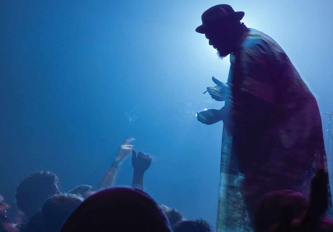Bringing Back the Funk with P-Funk Legend George Clinton