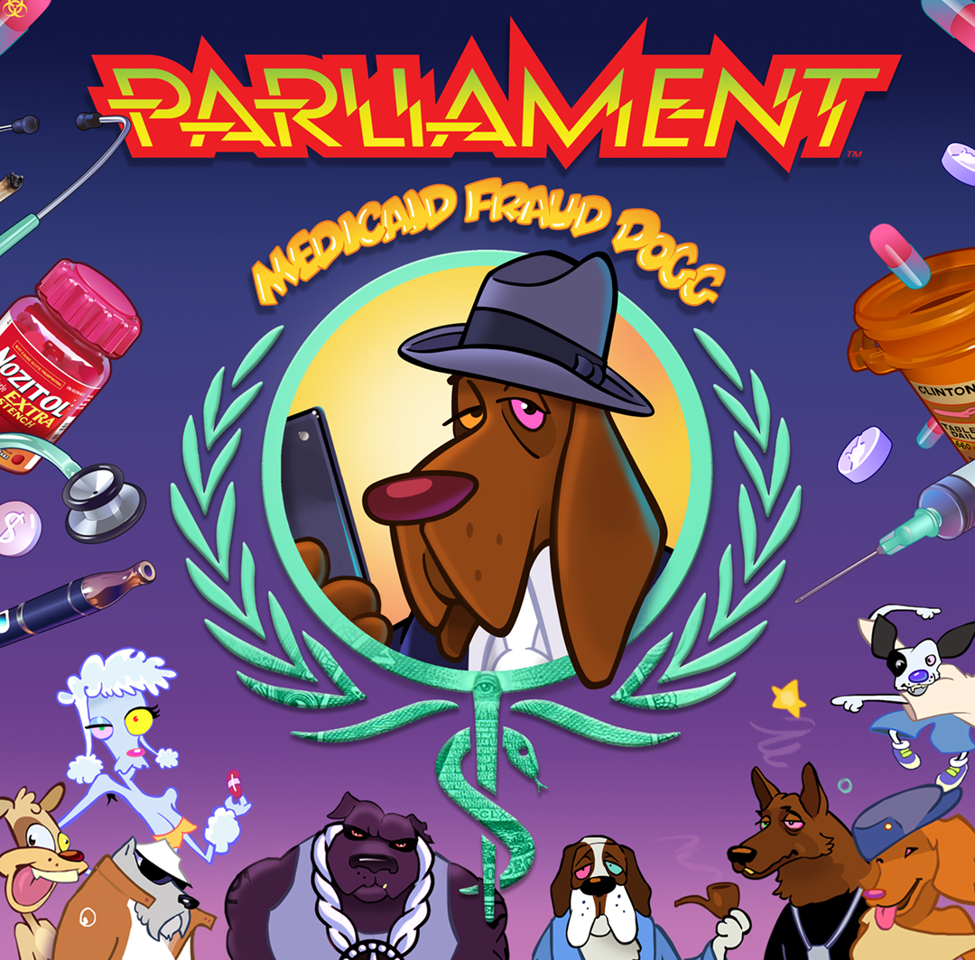 Medicaid Fraud Dogg album by Parliament