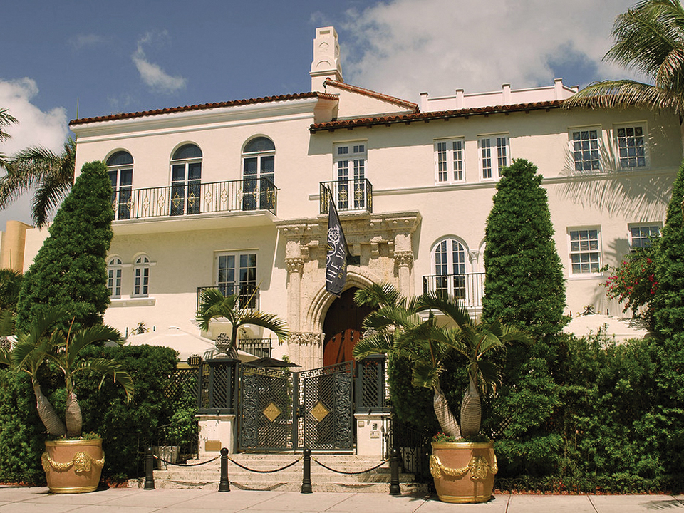The House That Versace Built Inside The Villa Casa Casuarina Flamingo Magazine