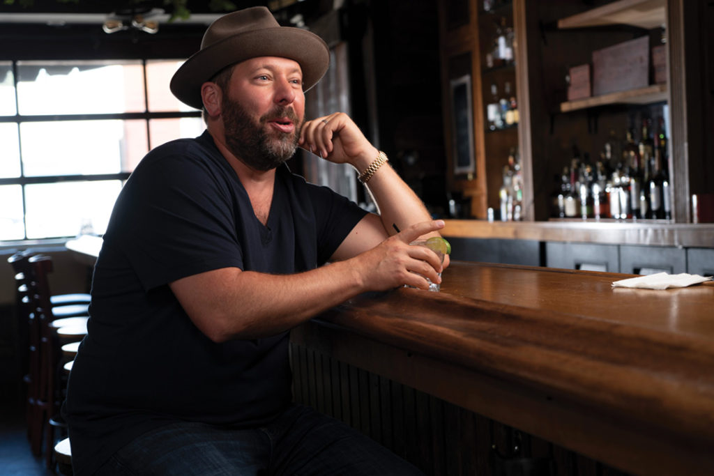 Bert Kreischer is currently on his Body Shots world tour