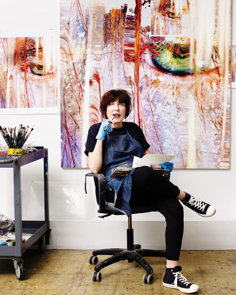 Marilyn Minter Artist