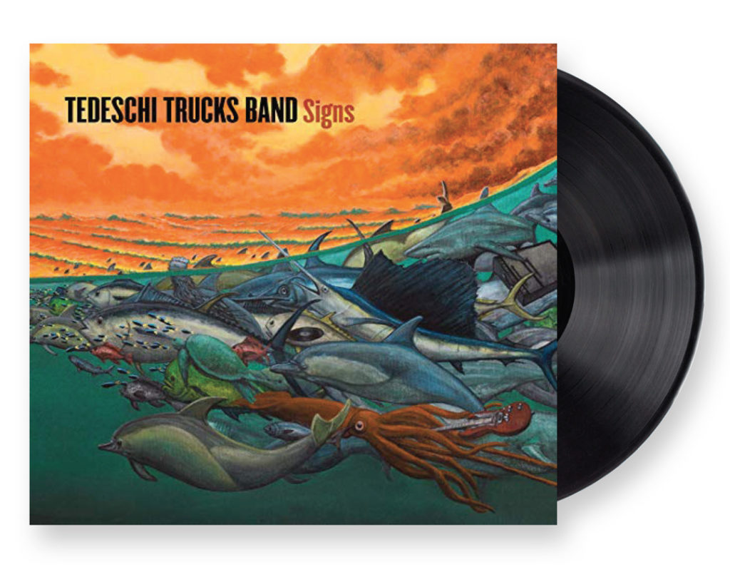 Signs by Tedeschi Trucks Band debuted in 2019