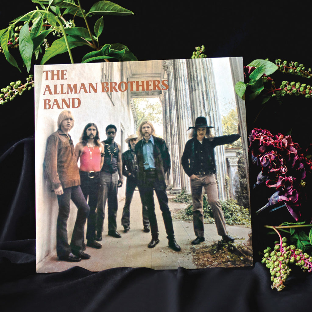 The Allman Brothers Band record