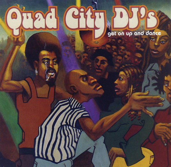 Get On Up and Dance, Quad City DJ's (1996)