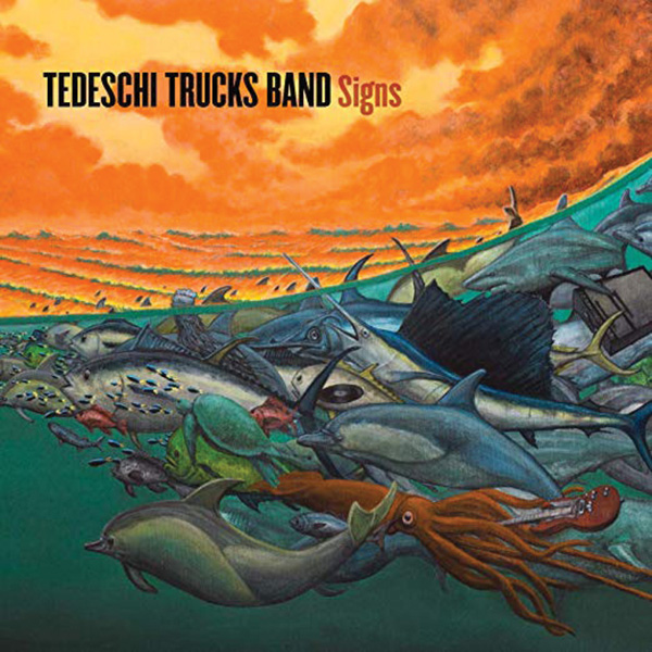 Signs, Tedeschi Trucks Band (2019)