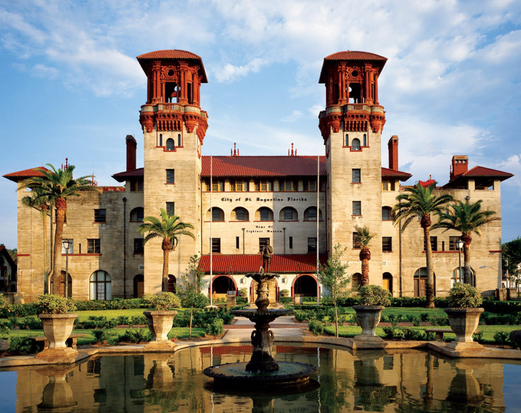 Lightner museum formerly Alcazar Hotel