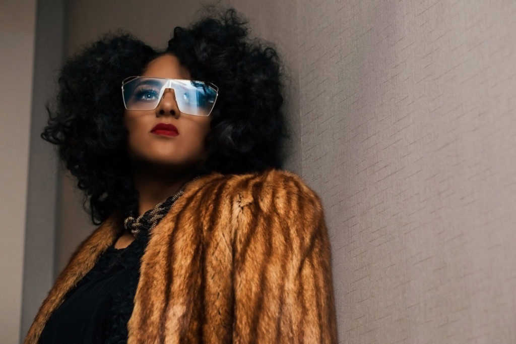 multi Grammy-award nominated musician Marsha Ambrosius
