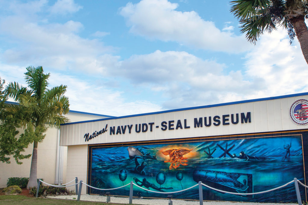 National Navy UDT-SEAL Museum