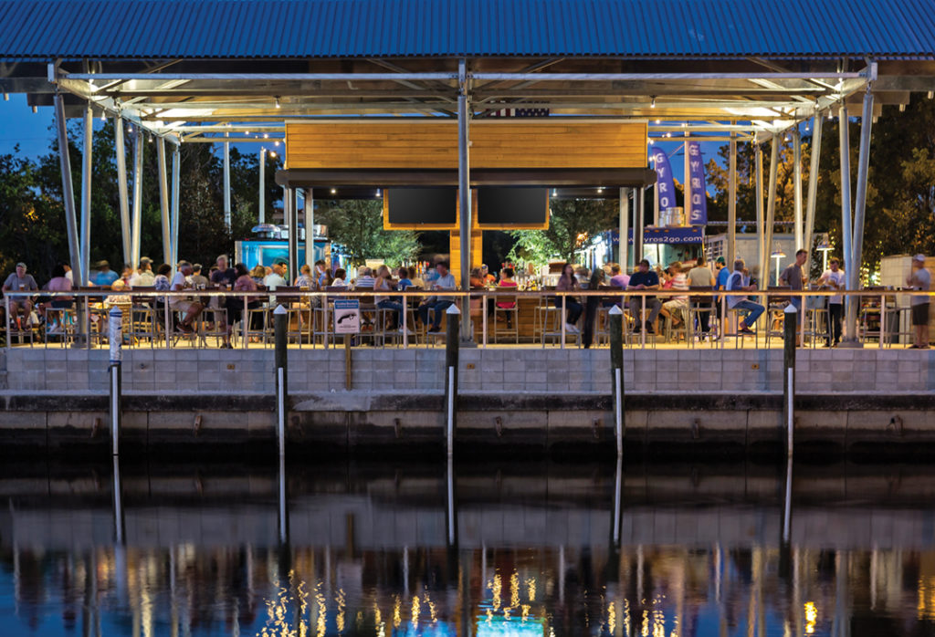 boxi park on the water