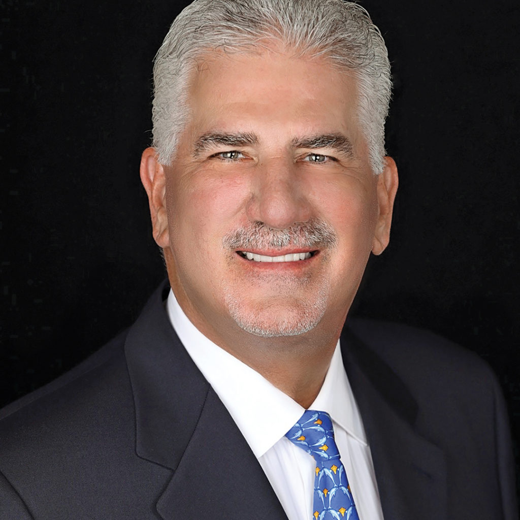 Rodney Barreto, the chairman of the Super Bowl Host Committee