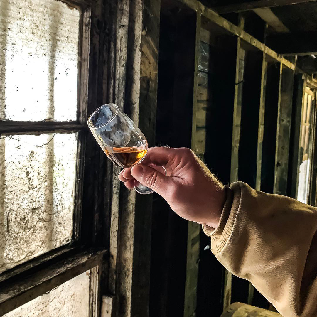 How a Dock Builder from Jacksonville Became the Bourbon Enthusiast