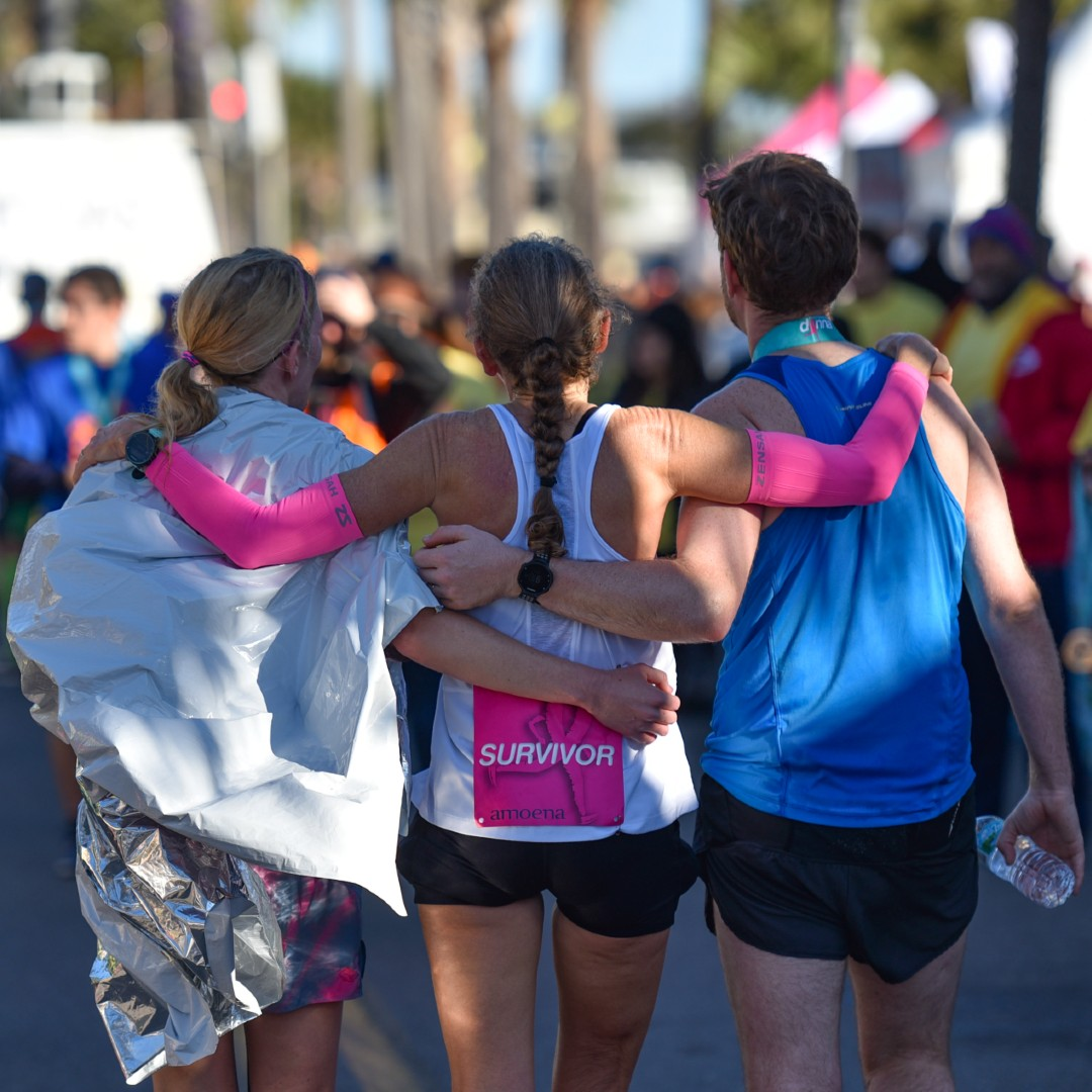 Running Down A Dream: 5 Athletes Tackle the Donna Marathon in a Pandemic