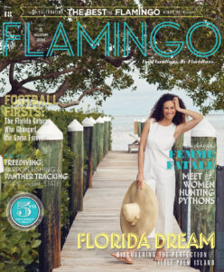 Fifth anniversary edition of the magazine.